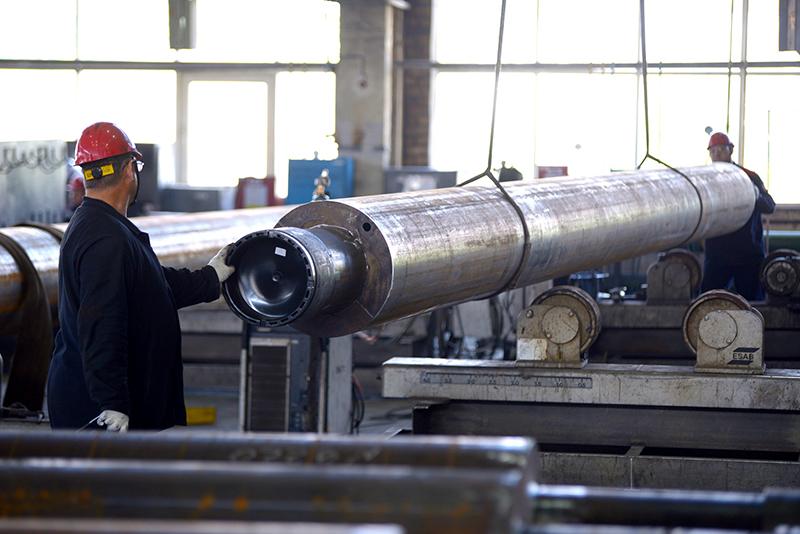 Челябинский завод Объединенной металлургической компании разработал для ПАО «Газпром» уникальную продукцию для добычи ресурсов в условиях вечной мерзлоты